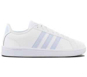 adidas Cloudfoam Advantage Sportschuhe in Farbe weiß