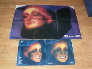 "12"" MINA LP ITALIANA DOPPIO ALBUM G.C. I STAMPA CON POSTER 1982 - Italia - 12"" MINA LP ITALIANA DOPPIO ALBUM G.C. I STAMPA CON POSTER 1982 - Italia"