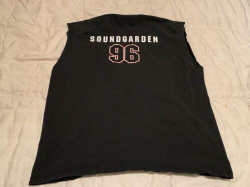 Soundgarden 1996 Vintage Tour T Shirt Size XL Pre-