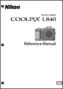 nikon coolpix l840 digital camera user guide instruction 5 Best Digital SLR Cameras Lenses for Canon Digital SLR