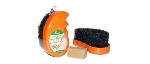SPENCO Suede /& Nubuck Brush Up  Gum Cleaning Care Kit