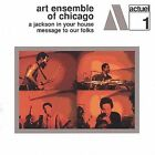 A Jackson in Your House/Message to Our Folks by The Art Ensemble of Chicago (CD, Sep-2001, Fuel 2000)