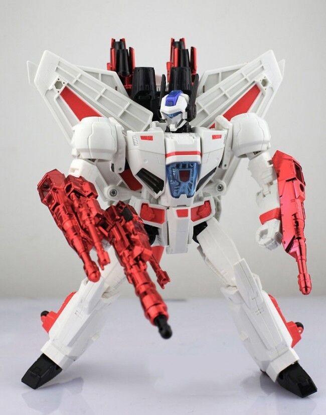 Transformers  Generations 30ème Anniversaire Jetfire Complet Leader  bon prix
