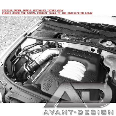 NEW 02-05 AUDI A4 A6 A 4//6 3.0 3.0L V6 AIR INTAKE KIT