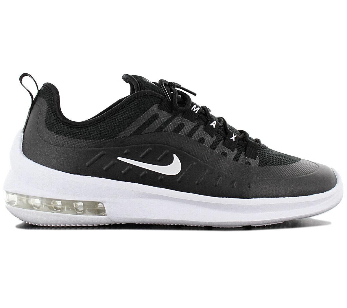 Calzado zapatillas de deporte de los zapatos zapatillas AA2146-003 negro Nike Air Max eje hombres