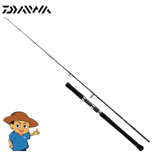 Daiwa VADEL 60MHS 6.0ft Medium Heavy saltwater jigging fishing spinning rod pole