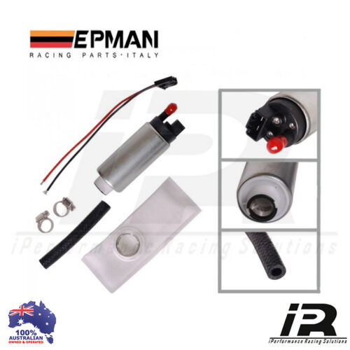 EPMAN GSS340 High Performance In tank Fuel Pump * Walbro GSS340 Replacement*