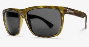 7ab6b87d0b NEW Electric Knoxville XL Sunglasses-Matte Olive Tort Tortoise-SAME ...