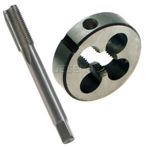 10mm-x-1-0-HSS-Metric-Right-Hand-Thread-Tap-and-Die-Set-M10-x-1-0mm-Pitch