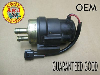 GUARANTEED GOOD 1988-1990 Kawasaki ZX-10 OEM Fuel pump