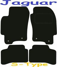Jaguar X Type Manual DELUXE QUALITY Tailored mats 2001 2002 2003 2004 2005 2006