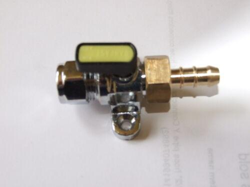 1//4 BSP Femelle à 8 mm Tuyau. Gaz 8 mm Tap /& LPG Tuyau Admission//Fulham Buse