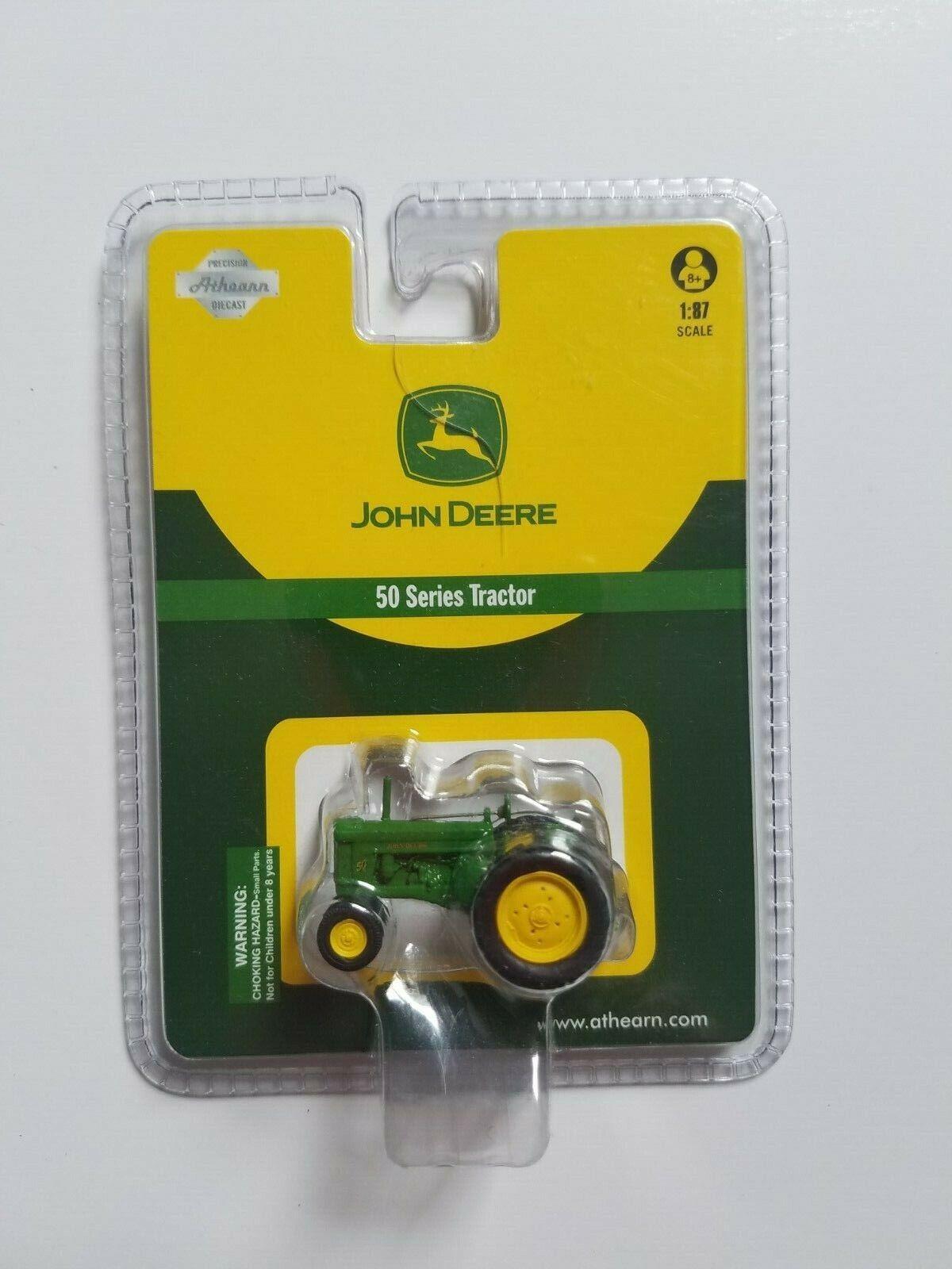 Athearn Ho John Deere 50 Serie Tractor