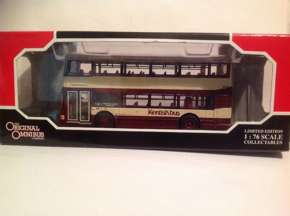 OM43604 Plaxton Palatine 11- Kentish Bus LTD EDITION No. 0001 of only 1900