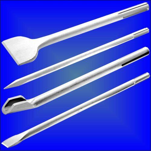 BREAKER STEELS SDS SDS plus max bosch 1304 hex 11//8 kango K9 chisel point drill