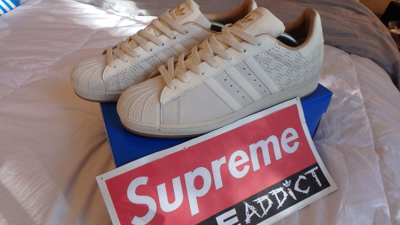 89300d14c7dd4 Adidas Superstar 1 Size 11.5 Art 662836 Date 07 08 ncmmyw5006 ...