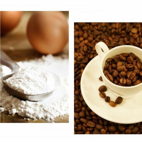 15//30ml Stainless Steel Coffee Scoop Measuring Milk Spoon Baking Kitchen Tool