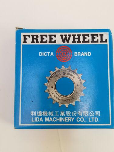 "24  Bronze Dica BMX Freewheel 16t  1//2/"" x 3//32/""   Fits 1.375/"""