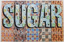 "SUGAR ""File Under Easy Listening"" PROMO Poster 24""x36"" Bob Mould"