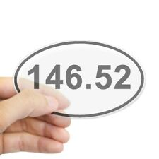 Euro Oval Car Decal 140271539 CafePress Gemini AF Oval Bumper Sticker