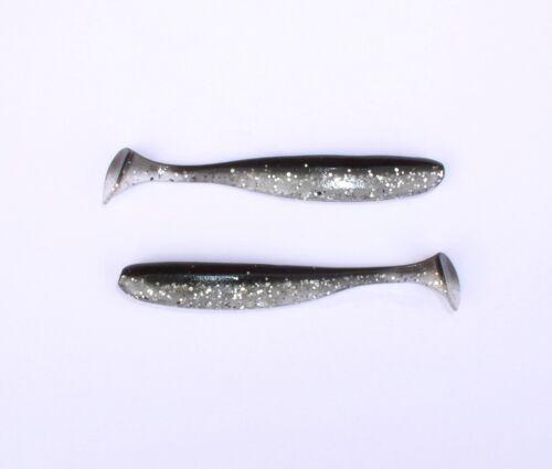 "3/"" Real Baitfish 4/"" Swimbait,Shad 5/"" Color LT19 Keitech Easy Shiner 2/"""