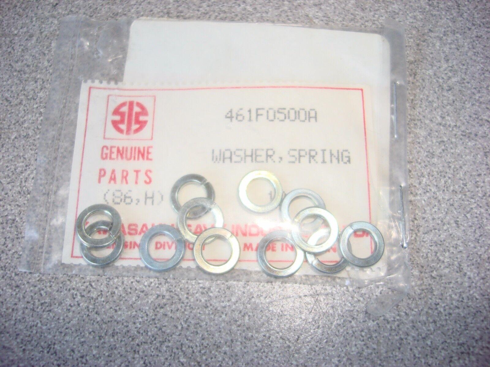 NOS Kawasaki KLX110 KLX450 ZG1400 Ninja ZX1000 ZX1400 Spring Washer 5mm 461F0500