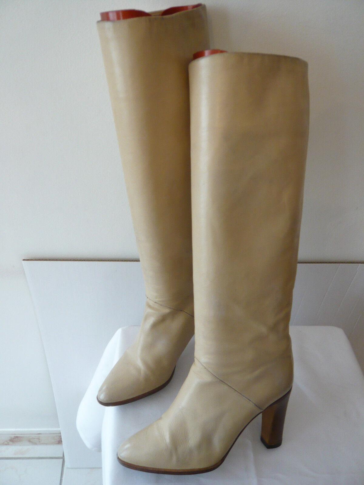 Grandes zapatos con descuento Bottes Vintage