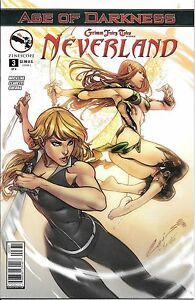 Age of Darkness 1 Cover D Grimm Fairy Tales Presents Neverland