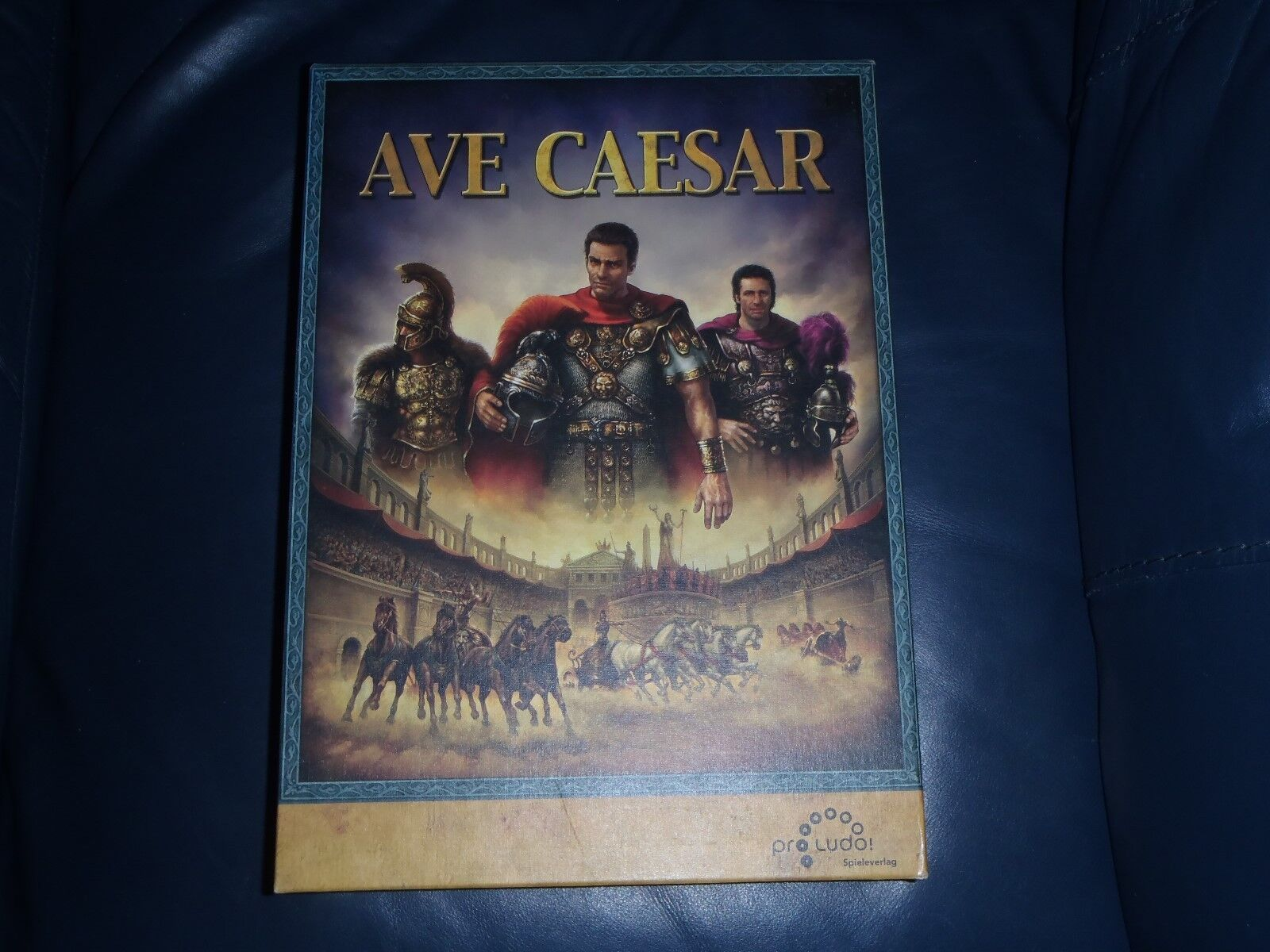 Ave Caesar Board Game (Langue Anglaise)