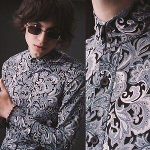 Vintage Mod Long sleeve shirt