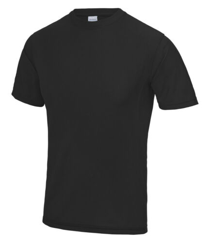 AWDis SuperCool™ MENS Performance T-Shirt Wicking Anti Bacterial Sizes S XXL