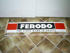 Aufkleber-Ferodo-Motorsport-Kart-Transporter