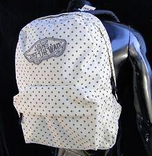Vans Skate Co. Realm Popes Mens vanilla Color Unisex Backpack School Bag