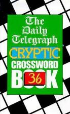 Daily Telegraph Cryptic Crossword, Telegraph Group Limited, Acceptable Book
