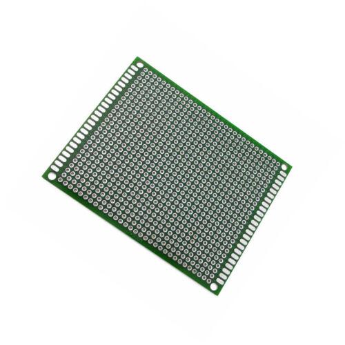 10PCS Double side Protoboard Circuit Universal DIY Prototype PCB Board 7cmx9cm A
