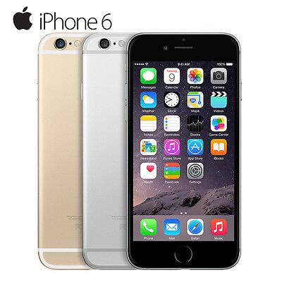 Factory Unlocked Apple iPhone 6 16GB WIFI Dual Core GPS 4G Smartphone