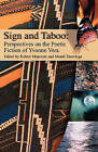 Sign and Taboo by Daniel J Mkude (Paperback / softback, 2003)