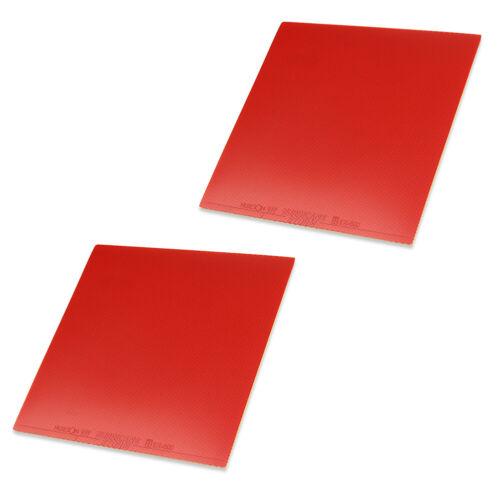 Ping Pong Tischtennis Belag Hochwertige Verbesserte Tischtennis Gummi Satz 4stk