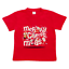 New-Kids-Christmas-Xmas-T-Shirt-Tee-Tops-100-Cotton-Boys-Girls-Gift-Red-White thumbnail 12