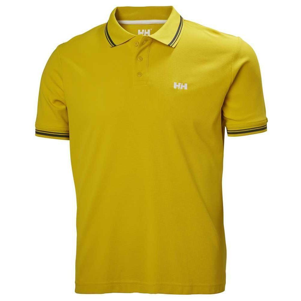 Helly  Hansen - Polo Kos SS 50565 - Col. amarillo   amarillo 351  solo cómpralo