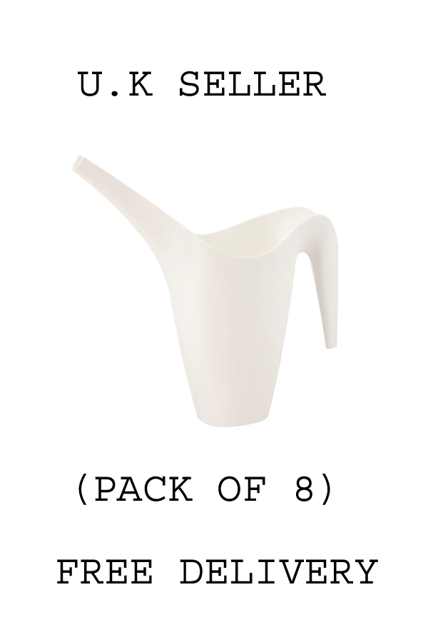 IKEA PS 2002 Watering can, white1.2 l (PACK OF 8)
