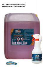 INOX Insect Clean 10 L + leere 500 ml Sprühflasche