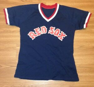 3db22b3d4df81 Boston Red Sox 1990's MLB Majestic Jersey Adult Small Andrew ...
