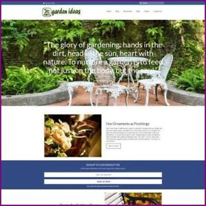 Fully-Stocked-Dropshipping-GARDEN-DECOR-Website-Business-For-Sale-Domain