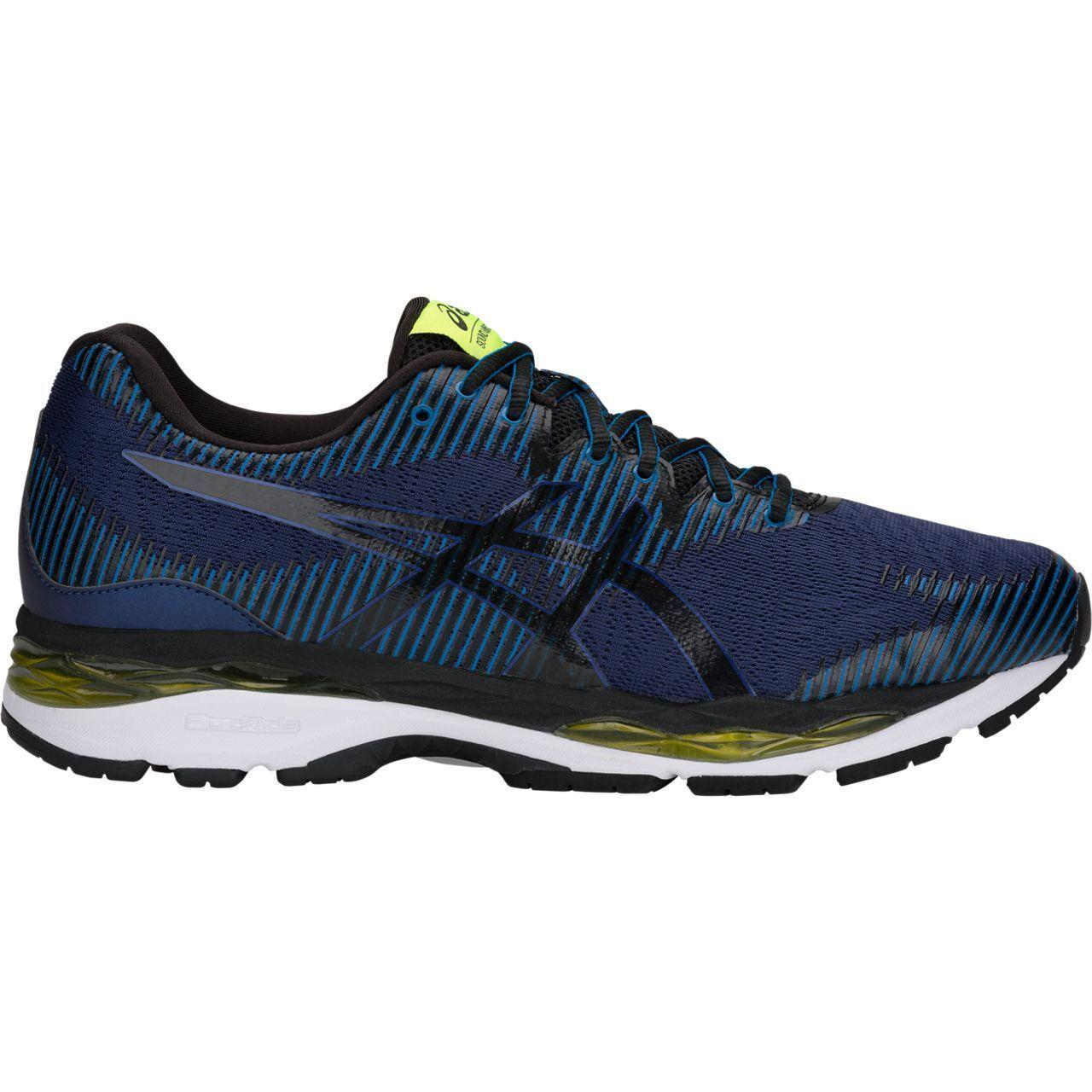 Asics 1011A011-400 GEL-Ziruss 2 Indigo bluee Black Men's Running shoes