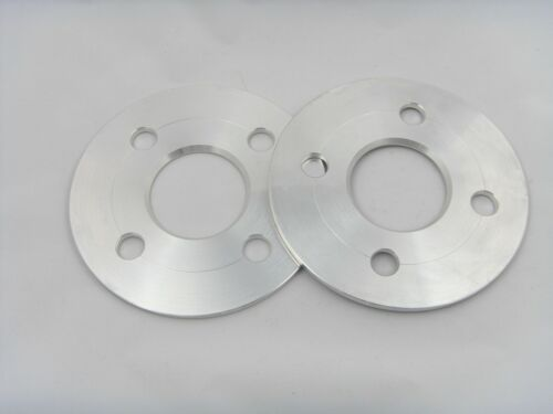 NLB Peugeot Spurplatten 4x108 Distanzscheiben 2x5mm 65,1 mm 1007 106 206 207
