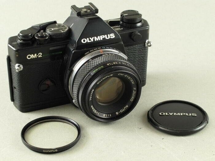 Olympus, OM2 spot-program, spejlrefleks