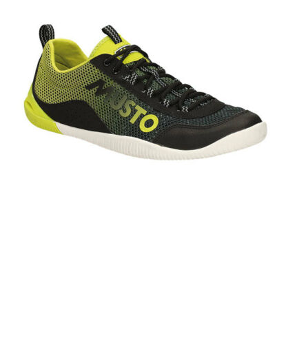 Musto Dynamic Pro Black/Lime. 9.5 UK