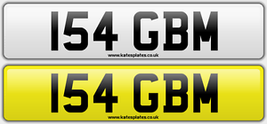 154-GBM-Martin-Morgan-Dateless-Personalised-Registration-Cherished-Number-Plate