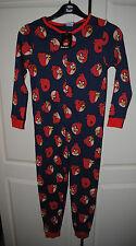 Angry Birds One Piece Nightwear Body Suit Age7-8 BNWT